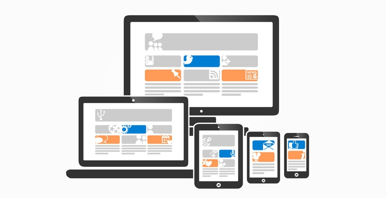Mobile web design - responsive design is the new standard