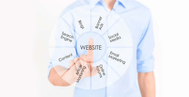 How to market a website - The basics